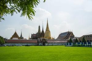 The Royal Palace, Bagkok