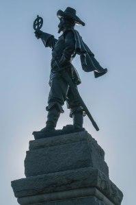 Samuel Champlain, Explorer